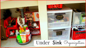 how i organize under the bathroom sink sensational finds youtube