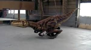 velociraptor costume feature wearable dino suits that look and move realistically