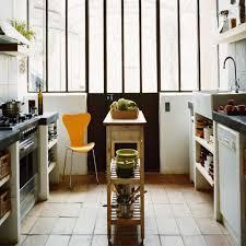 hotte industrielle cuisine quel intérieur pour ma cuisine industrielle marie claire