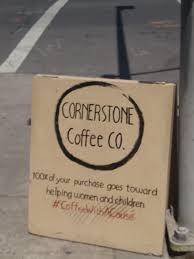 spirit halloween visalia ca cornerstone coffee company u2014coffee with a cause kings river life