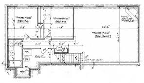 dimensioned floor plan house plan 62518 at family home plans