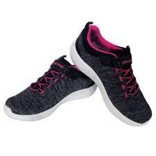 Sepatu Sketcher Anak Perempuan sepatu anak perempuan skechers burst equinox black pink olshop