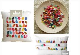 handmade pillows sukan interior design mpression