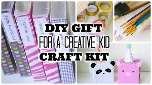 diy gift for a creative kid recycled vhs cases to craft kits