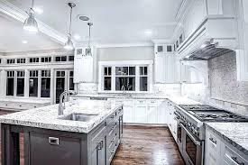 Blue And White Kitchen Ideas Backsplash In White Kitchen Aciarreview Info