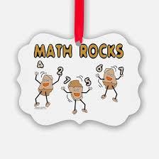 math ornament cafepress