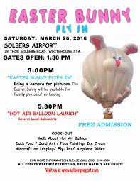 public html easter bunny fly in 2016 u2013 solberg airport