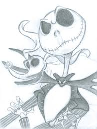 jack and zero by witchgirlviolet on deviantart nightmare before