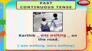 past continuous tense english grammar exercises for kids
