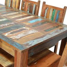 reclaimed wood dining table with best picture collections dining