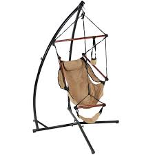 Hammock Chair And Stand Combo Sunnydaze Durable X Stand And Hanging Hammock Chair Set Or X Chair