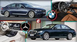 cars comparable to bmw 5 series visual shootout bmw 5 series vs mercedes e class