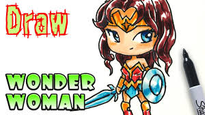 how to draw wonder woman coloring pages youtube
