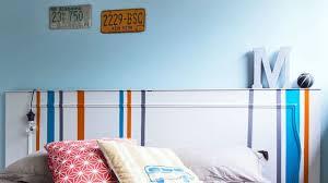 d馗orer sa chambre pas cher tête de lit pas cher à faire soi même déco côté maison