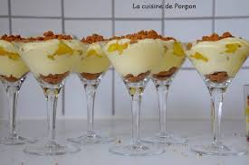 cuisiner le mascarpone recette de verrine de mascarpone et ananas à la vanille