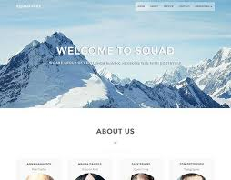 Free Template Html by 100 Best Free Html Css Website Templates