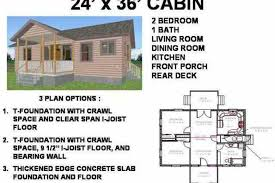 24 x 36 cabin floor plans free house plan reviews 36 x 36 house