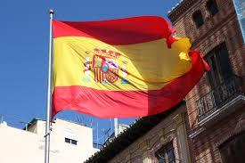 Spanish Flag Spanish Flag Displaced Beachbums
