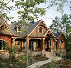 Luxury Craftsman Style Home Plans Plan 15662ge Best Seller With Many Options Inspiration House