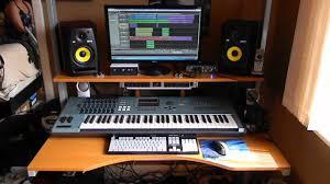 Home Studio Mixing Desk by My Home Studio Youtube