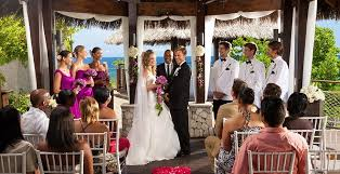 sandals jamaica wedding sandals your wedding your style weddings by honeymoon