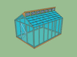11 free diy greenhouse plans