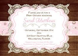 baby shower invitations easy custom baby shower invitations home