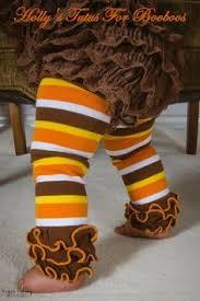 thanksgiving leg warmers bow leg warmers by darlinglittlebowshop
