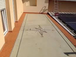steinteppich balkon referenzen steinteppich estrichteam