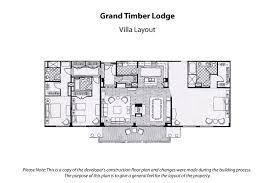 grand timber lodge 3 bedroom floor plan u2013 home plans ideas