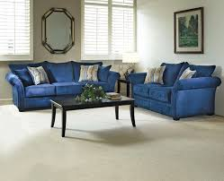 Blue Living Room Set The Elizabeth Royal Blue Living Room Set Fit For A Home