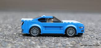 lego ford review lego 75871 ford mustang gt