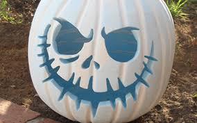 Funny Halloween Pumpkin Designs - funny white halloween pumpkin carving creative ads and more u2026