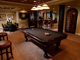 fascinating basement man cave design ideas with wine cellar and