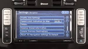 nissan leaf x grade options 2014 nissan leaf settings if so equipped youtube