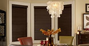 dining room blinds find elegant 2 distressed chocolate wood blinds from 3 day blinds