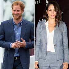how did prince harry and meghan markle meet popsugar celebrity