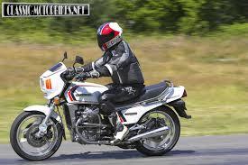 honda cx honda cx500e sport road test classic motorbikes