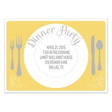 dinner party invitations dinner invite template dinner party invitation template