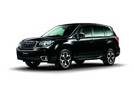 subaru forester boxer engine 2017 subaru forester facelift revealed ahead of tokyo motor show
