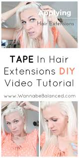 best 25 tape in extensions ideas only on pinterest tape in hair