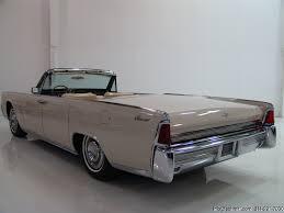 4 Door Muscle Cars - 1964 lincoln continental 4 door convertible u2014 daniel schmitt u0026 company
