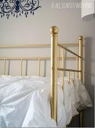Rose Gold Bed Frame Gold Bed Frame Frame Decorations