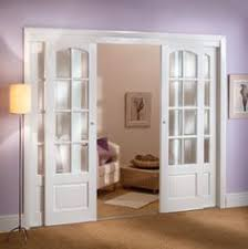 Installing Interior Sliding Doors Interior Sliding Doors With Two Matching Sidelights This A