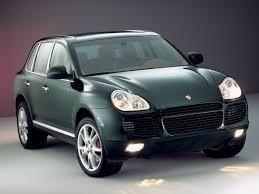 Porsche Cayenne Modified - 2003 porsche cayenne turbo front angle 1280x960
