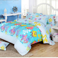 Duvet Covers Kids Light Blue Cute Patterned Hippie Duvet Covers For Kids Obcs071947
