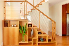 8 genius ways to use stairs as storage