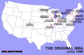 map of nba teams 20 maps that explain the nba sbnation com