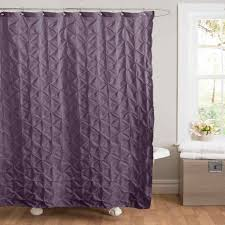 Anthropologie Ruffle Shower Curtain by Curtains Of Purple And Grey Curtain Throughout Ruffle Peach