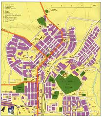 map of zambia livingstone zambia tourist map livingstone city zambia mappery
